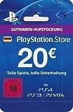 PlayStation Live Card EUR 20 (für deutsche SEN-Konten)