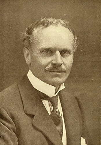 Ken Welsh/Design Pics - Horace Annesley Vachell 1861-1955. English Novelist and Playwright. from The Book The Masterpiece Library of Short Stories English Volume 9 Photo Print (30,48 x 45,72 cm) Horace-shorts