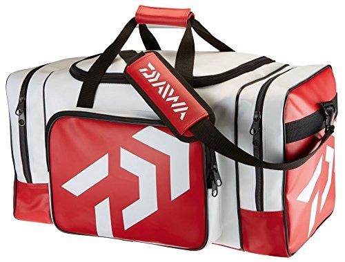Daiwa d-vec borsa modello 15810-1 rosso/bianco, 60 x 33 x 30,5 cm