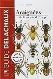 Quelles familles d'araignées rencontre-t-on en France et en Europe ? Quelles caractéristiques mettent de les identifier ? Où et comment les observer ? Le guide répond à ces questions et à bien d'autres à travers les descriptions de plus de 450 espèce...