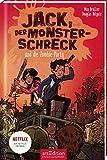 Jack, der Monsterschreck, und die Zombie-Party (Jack, der Monsterschreck 2): Ein Netflix-Original