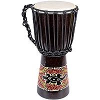 20cm Djembe Drum Bongo Yembe Tambur Tambor Gecko T3