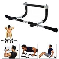Kabalo Gym Exercise Pull Up Bar for Door Doorway (Multi-Training Bar)