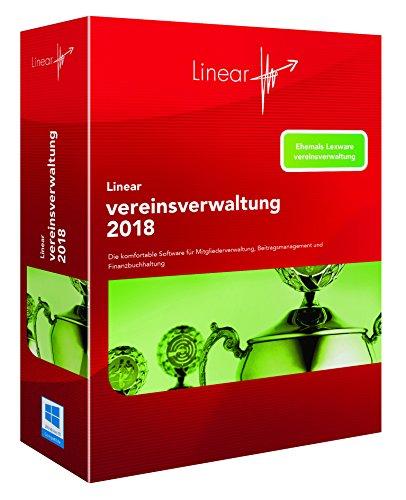 Linear Vereinsverwaltung Standard 2018 (ehemals Lexware Vereinsverwaltung)