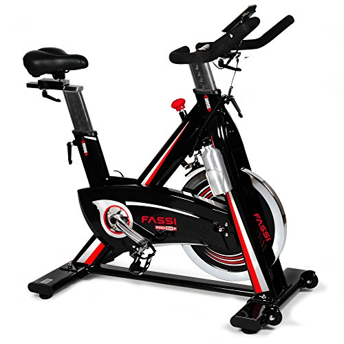 Fassi R Fit Bike, Nero