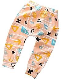 CHENGYANG 1 Pieza Animal Print Diseños Pantalones de algodón para bebé niños