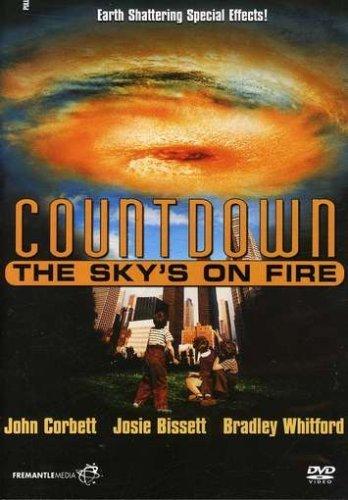 Bild von Countdown The Sky's On Fire by Josie Bissett
