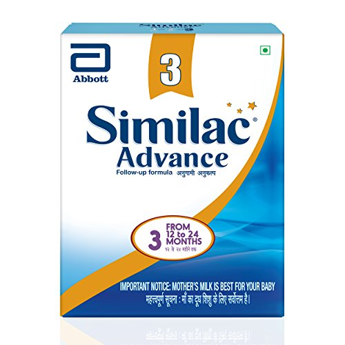 Similac Advance Stage 3 Infant Formula - 400g, after 12 months