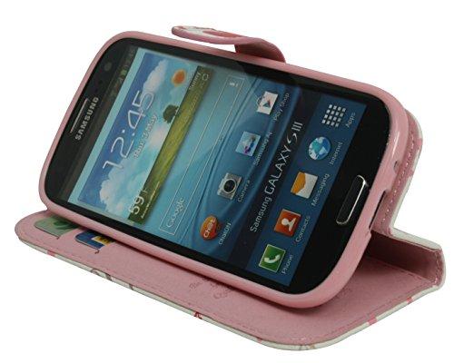 iPhone 8 PLUS // Book-Style Handyhülle Schale Schutzhülle Tasche Zubehör mit Strass Steinen MOTIV 6 Motiv 3