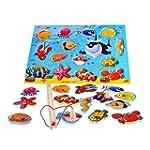 14-Piece Fishes Educational Developme...