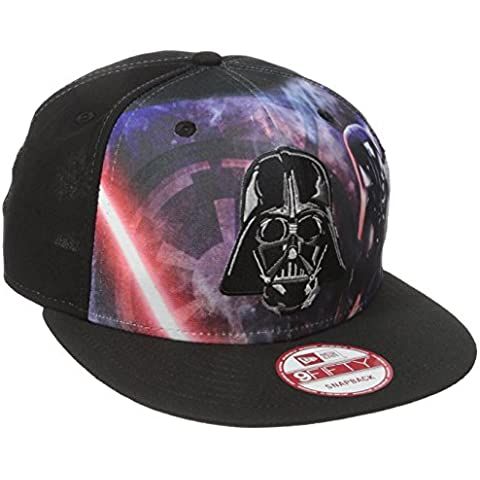 Star Wars Darth Vader Embroidered Logo Sublimated 9Fifty Snapback Gorra De Béisbol