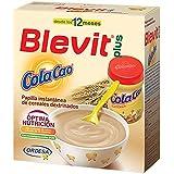 Blevit Plus Cola Cao Cereales - Paquete de 2 x 300 gr - Total: 600 gr