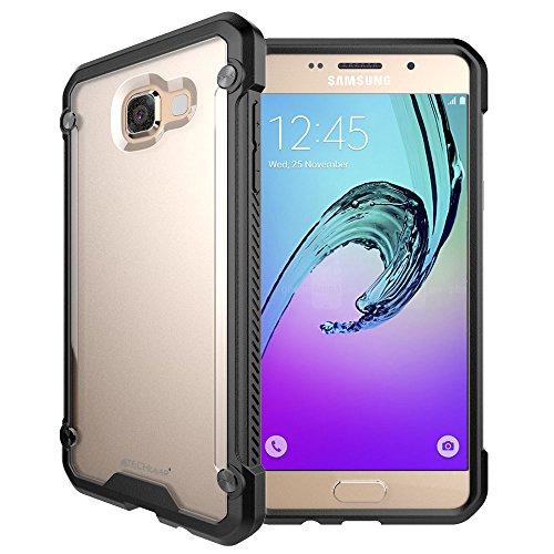 TECHGEAR Custodia Compatibile con Galaxy A5 2016 - [Fusion Armor] Custodia Protettiva Resistente e Sottile Rinforzata paraurti Cover per Samsung Galaxy A5 2016 - Chiaro
