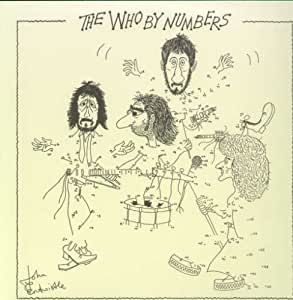 Who By Numbers [VINYL]