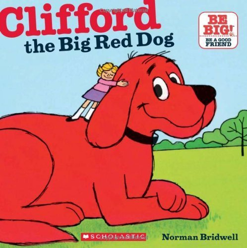 Clifford the Big Red Dog Read Along(Book & CD) by Bridwell, Norman, Scholastic, Inc (2006) Paperback