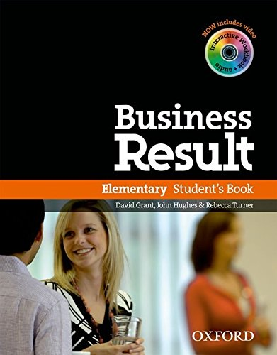 Business Result Elementary. Student's Book + Online Workbook (+ DVD-Rom)