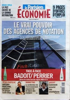 parisien-economie-no-926-du-26-09-2011-le-vrai-pouvoir-des-agences-de-notation-face-a-face-badoit-pe