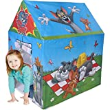 Zitto Tom and Jerry Kids Play Tent House, Multicolour