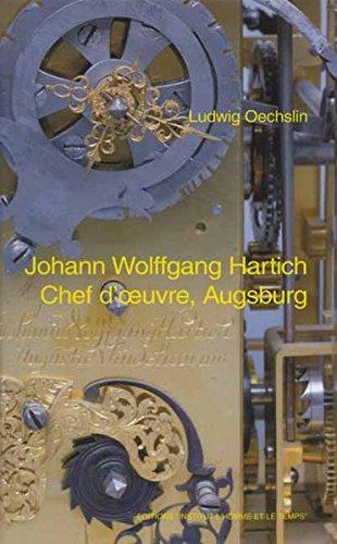 Johann Wolffgang Hartich - Chef d\'œuvre, Augsburg