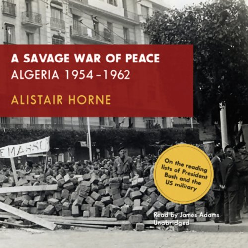 A Savage War of Peace  Audiolibri