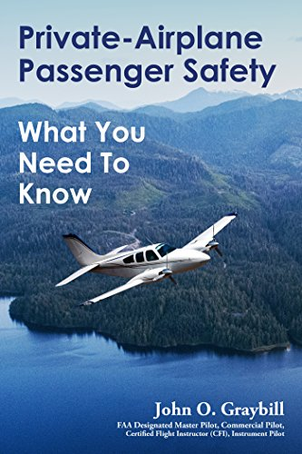 Private-Airplane Passenger Safety: What You Need To Know (English Edition) por John O. Graybill
