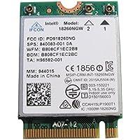 Intel® Tri-band Wireless-AC 1826018260ngw wigig (802.11ad) Wi-Fi (802.11ac/AGN) + Bluetooth Combo)