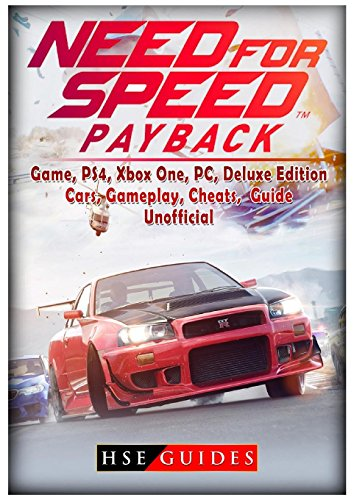 PDF Descargar Need for Speed Payback Game, PS4, Xbox One, PC
