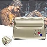 Machine de pochoir, Machine de transfert de pochoir, Copieur de transfert de tatouage, Machine d'imprimante de papier de pochoir thermique(EU)