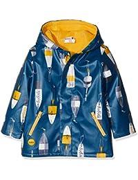 boboli Hooded Raincoat For Baby Boy, Abrigo Impermeable para Bebés
