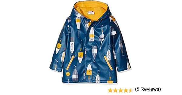 boboli Hooded Raincoat for Baby Boy Impermeabile Bimbo