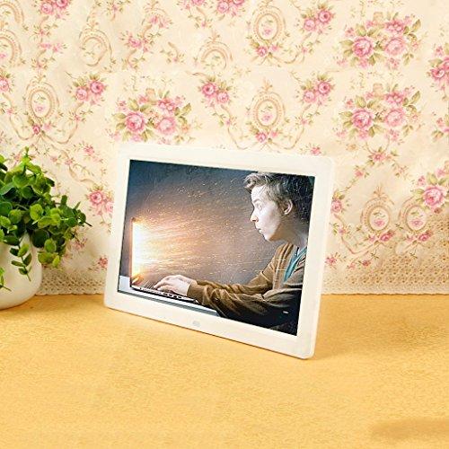 Digitale Bilderrahmen Elektronischer Foto-Rahmen-Video-Multimedia-Digital-Foto-Rahmen-breiter Schirm 16: 9 HD 1080p Supermarkt-Speicher-Werbungs-Anzeige 12.1inch (Farbe : - Multimedia-digital-speicher -