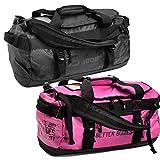Better Bodies Damen Sporttasche Duffel Bag, Größe:S, Farbe:schwarz
