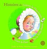 Histoires de Lorette la Pâquerette, Pat le Mille-Pattes, Luce la Puce