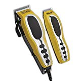 Best Wahl Hair Clippers - Wahl 79520-3101 Groom Pro Haircutting Kit, Yellow/black, 22-Count Review