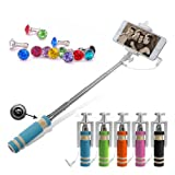 Smallest Pocket Selfie Stick With Free C...