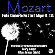 Mozart: Flute Concerto No.2 in D Major K. 314