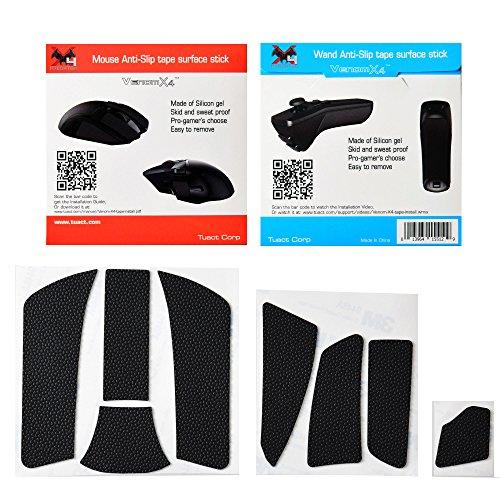 Mcbazel Silikon Gel Anti-Rutsch-Stick für Venom-X4 Maus Wand-Controller -