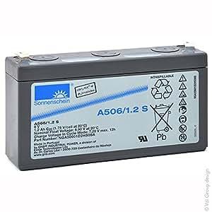 Sonnenschein - Batterie plomb etanche gel A506/1.2S 6V 1.2Ah