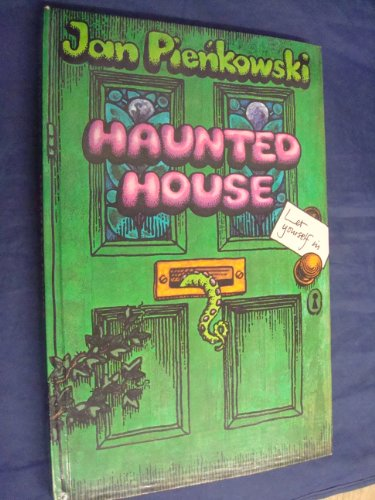 Haunted House Pop-up Book