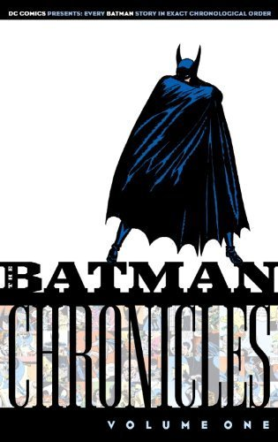 Batman Chronicles, Vol. 1 by Bill Finger, Bob Kane (2005) Paperback
