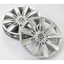 Volkswagen 5NA071457A - Tapacubos (4 unidades, 17 pulgadas, llantas de acero),