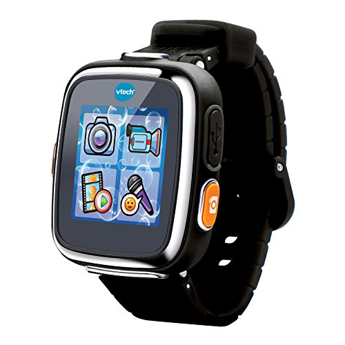 VTech 80-171664 - Kidizoom Smart Watch, schwarz