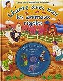 Les animaux rigolos (1CD audio)