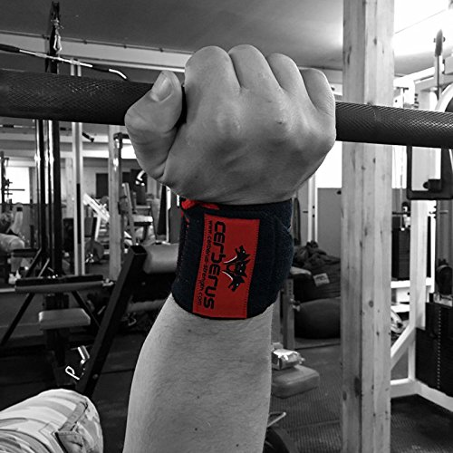 Cerberus Strength Performance – Wraps
