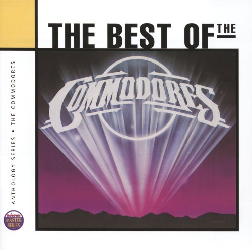 The Best of The Commodores