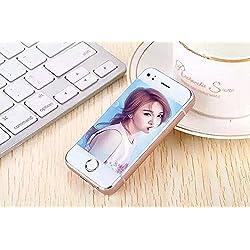 Mini téléphone portable débloqué 2,45 pouces Phonebaby Smartphone Android 5.1 OS téléphone portable (or)