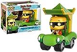 Funko Pop! Rides # 29 Phooey Mobile con Hong Kong Phooey (2017 Emerald...