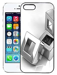 FCS Printed 2D Designer Hard Back Case For Apple iPhone 5s