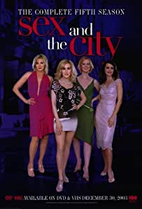Sex and the City-Poster TV B, 69 x 102 cm Sarah Jessica Parker Kim Cattrall Kristin Davis Cynthia Nixon Chris Noth Willie Garson
