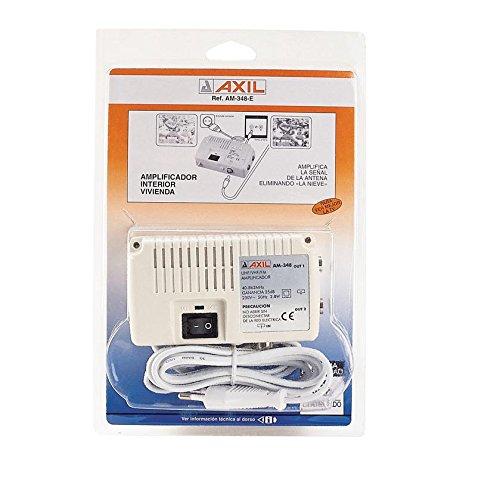 Engel AM0348LE - Amplificador antena filtro LTE, blanco